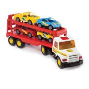 Camión Transportador De Autos. Súper Camiones De Lionel's