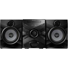 Mini System Sony Mhc-esx6 Com Entrada Usb, Rádio Am/fm, Bass