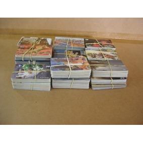 Lote 2000 Cartões Telefônicos Variados Frete Grátis