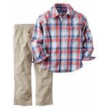 Camisa Pantalón Carter