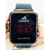 Reloj Deportivo Nike Y adidas Led