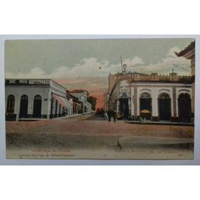 Postal-rs Lembrança De Pelotas Rua 15 De Novembro Esq. 7 Set