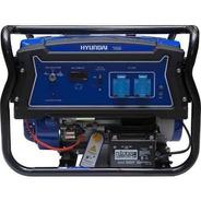 Generador Eléctrico Y Manual Hyundai Gasolina 2,5/2,8 Kw/kva