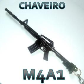 Kit Chaveiros M4a1, M9, Karambit, Desert Eagle Frete Grátis
