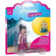 Playmobil Fashion Girls Muñecas De Coleccion Moda 6881 Intek