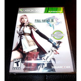 Final Fantasy Xiii Para Xbox 360 Original Nuevo Y Sellado