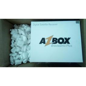 Decodificador Satelital Azbox Bravissimo Plus