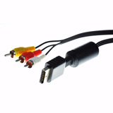 Cable Av Playstation Rca Ps1 Ps2 Ps3 Audio Y Video Remate