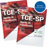 Apostila Tce Sp 2017 - Agente De Fiscalização [pós Edital]