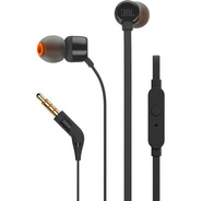 Jbl T110 By Harman Pure Bass Auriculares In Ear - Originales
