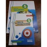 Ciencias Sociales 5 Kapelusz Norma Bicentenario Impecable!!!