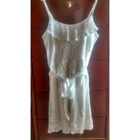 Vestido Blanco Talla 10