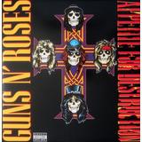 Lp Guns N Roses - Appetite For Destruction - Novo Importado