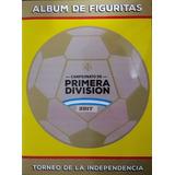 Figuritas Futbol Argentino 2017 - Completa El Album