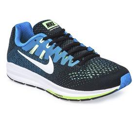 Zapatillas Nike Zoom Structure 20 - Ropa y Accesorios en Mercado ... 708634d6b