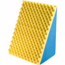 Encosto Para Amamentação E Travesseiro Triangular C/ Capa