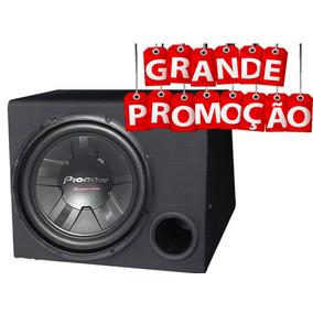 Caixa De Som Auto Falante Sub Woofer Pioneer 12 Ts-w 311 D4