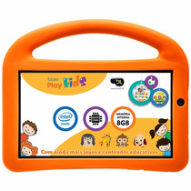 Tablet Dl Play Kids 8gb 7 Wi-fi Android 5.1 Intel Quad Core