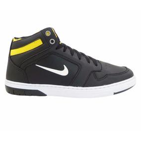 Tênis Nike Force Sky Preto E Amarelo Mod:13651