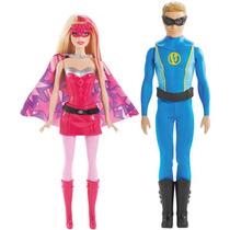 Boneca Barbie Casal Super Princesa - Mattel 056913