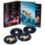 Box Com 2 Cds + 2 Dvds Queen Live At Wembley