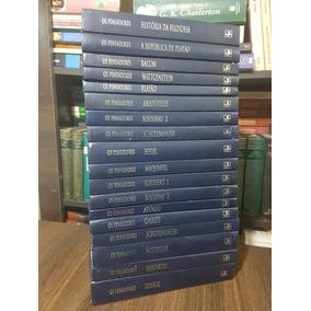 Coleção Os Pensadores 16 Vols - 16/26 Vols