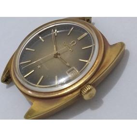 22abe58959f Relogio Omega Constellation Pulseira Ouro - Relógio Masculino no ...