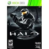 Juego Soft Microsoft Xbox 360 Halo Anniversary