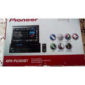Reproductor Pioneer Avh-6300bt