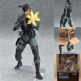 Metal Gear Figma 243 Snake Mgs 2 Version