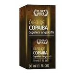 Óleo De Copaíba 30ml Flora Pura - 12 Unidades