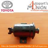Filtro De Gasolina Toyota Baby Camry 1.8