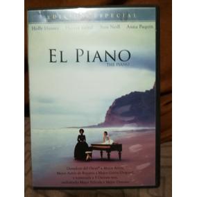 El Piano Película Holly Hunter Anna Paquin Jane Campion
