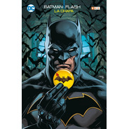 Batman/flash: La Chapa (edición Deluxe) (t.d)