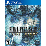 Final Fantasy Xv Royal Edition Ps4 Físico Sellado Nextgames
