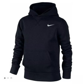 Blusa Moleton Nike Classic Masculino C/ Capus