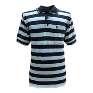 Playera Tipo Polo Para Hombre Palm Beach Polo Club