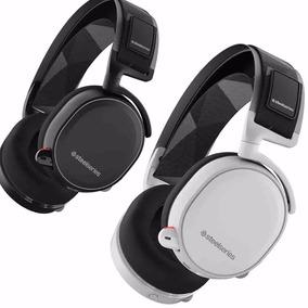 Auriculares Steelseries Arctis 7 Wireless White Black
