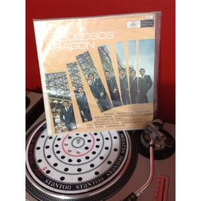 Los Fabulosos Aragon - Acetato . Vinyl . Lp