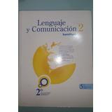 Libro Lenguaje Y Comunicacion 2 5to Año Editorial Santillana