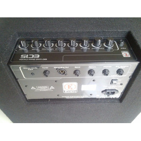 Amplificador De Bajo Eden 180watt Rms