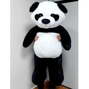 Urso Panda Grande Pelúcia Gigante 1,60 Metros Ou 160 Cm