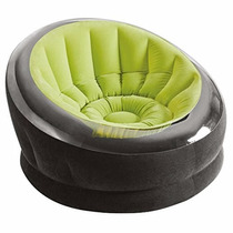 Sillon Inflable Intex Empire Comodo Silla Moderna Original