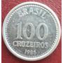 Brasil Moneda De 100 Cruzeiros Año 1985