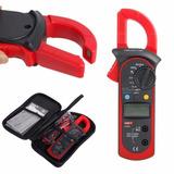 Pinza Voltiamperimetrica Digital Unit Ut201 Con Buzzer