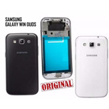 Carcaça Completa Samsung Galaxy Win Duos Gt-i8552 I8552b