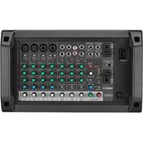 Mezcladora Yamaha Emx2 De 10 Canales Stereo Con Amplificador
