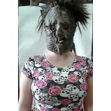Máscara Leatherface Massacre Da Serra Elétrica