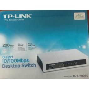 Switch 8-port 10/100mbps Tp-link
