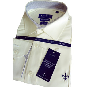 Só Hj Promoção Camisa Social Masculina Slim Fit